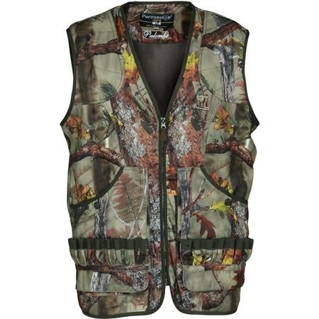 HERRENJAGDWESTE PERCUSSION PALOMBE GHOST CAMO FORREST