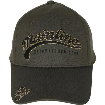 HERRENKAPPE MAINLINE BASEBALL CAP C7 OLIVE