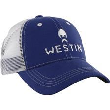HERRENKAPPE WESTIN TRUCKER CAP BLAU