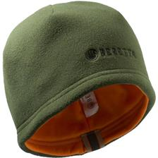 HERRENMÜTZE BERETTA REVERSIBLE BEANIE GRÜN/ ORANGE