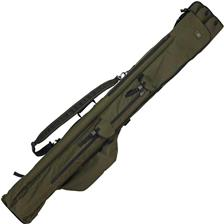 HOLDALL FOX R-SERIES 5 ROD QUIVER AND 3 SLEEVES