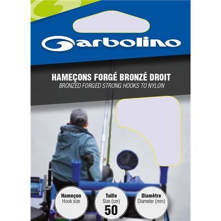 HOOK TO NYLON GARBOLINO RIGHT WROUGHT BRONZE