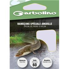 HOOK TO NYLON GARBOLINO SPECIAL EEL