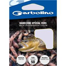 HOOK TO NYLON GARBOLINO SPECIAL VERS - PACK OF 10