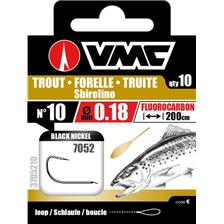 HOOK TO NYLON VMC 7052BN SBIROLINO