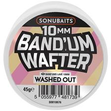 BAND'UM WAFTERS 10MM WASHED OUT