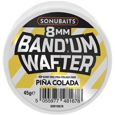 Baits & Additives Sonubaits BAND'UM WAFTERS 8MM PINA COLADA