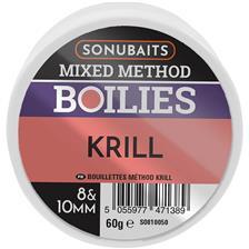 Baits & Additives Sonubaits MIXED METHOD BOILIES KRILL