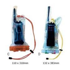 HOUSSE ETANCHE VHF PLASTIMO