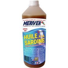 HUILE A LA SARDINE MERIVER XBOOST - 1L