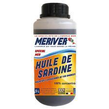 HUILE DE SARDINE MERIVER 100% CONCENTRE ECO