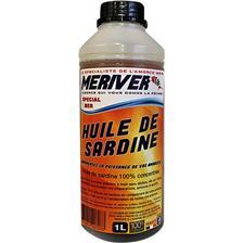 HUILE DE SARDINE MERIVER 100% CONCENTRE
