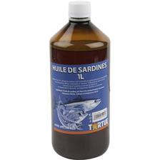 Baits & Additives Tortue HUILE DE SARDINE 1L ATO740000