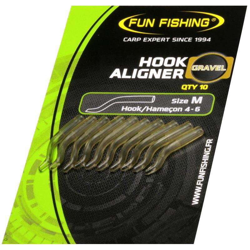 HÜLSE FUN FISHING HOOK ALIGNER - 10ER PACK - 585312