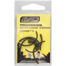 HÜLSE TUNGSTEN MAD TOUCHDOWN WITHY CURVA'N BEADS