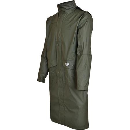 IMPERMEABLE HOMME PERCUSSION IMPERSOFT - KAKI