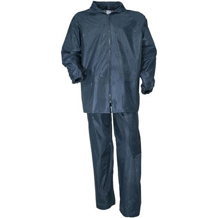 IMPERMEABLE VESTE + PANTALON HOMME PERCUSSION - MARINE