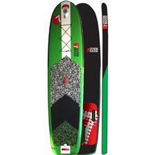 Inflatable Board Seven Bass Assalto 12' Jungle Green