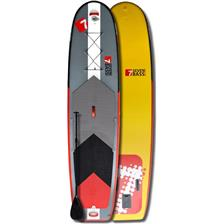 INFLATABLE BOARD SEVEN BASS ASSALTO 12' SPACE GREY