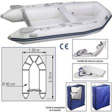 INFLATABLE BOAT PLASTIMO