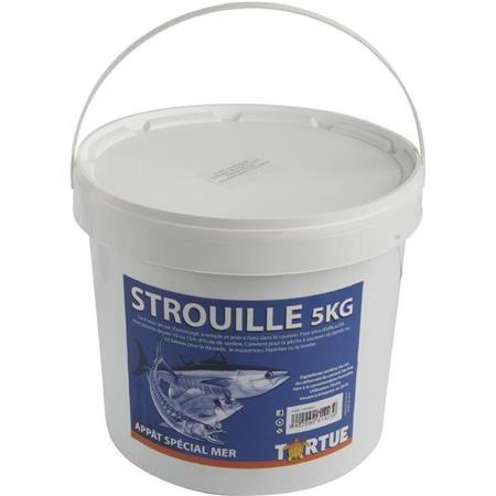 INNESCO TORTUE STROUILLE - 5KG