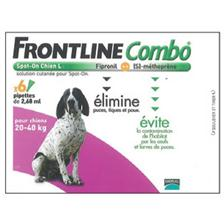 INSECTICIDAL PIPETTE FRONTLINE COMBO
