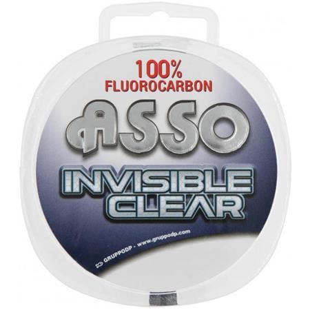 INVISIBLE FLUROCARBON ASSO INVISIBLE CLEAR