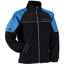 JAS FLEECE HEREN GARBOLINO PRECISION - ZWART / BLAUW