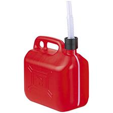 JERRYCAN WITH SPOUT PLASTIMO