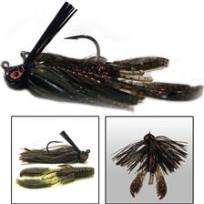 Lures BS Fishing JIG CAMO 28G