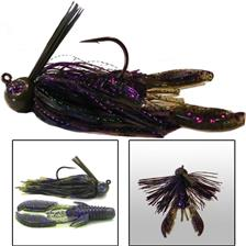 Lures BS Fishing PURPLE PASSION 21G