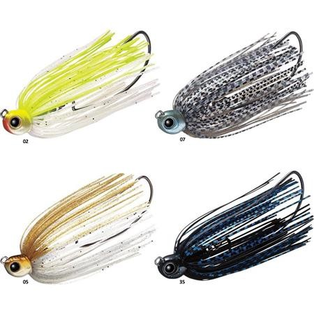 JIG EVER GREEN SWIMMMING TROOPER - 14G