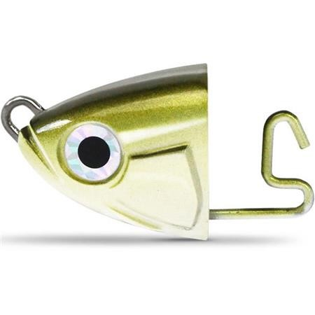 JIG HEAD FIIISH BLACK MINNOW SHALLOW