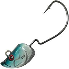 JIG HEAD FLASHMER BLUE SHAD - PACK OF 10