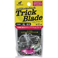 JIG HEAD HAYABUSA TRICK BLADE FS206