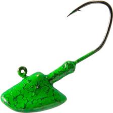 JIG HEAD RIVER STREAM VERTI ONE GREEN MATELE FLUO
