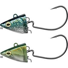 JIG ILLEX NITRO SPRAT HEAD - 2ER PACK
