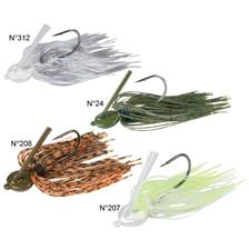 JIG LUNKER CITY PAN