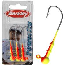 JIGKOPF BERKLEY LONG SHANK JIGHEAD - 3ER PACK