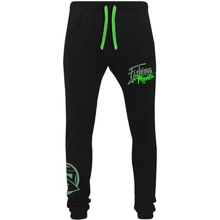 JOGGING HOMME HOT SPOT DESIGN FISHING MANIA - VERT