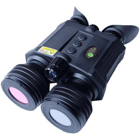 JUMELLES DE VISION NOCTURNE 6X-36X50 LUNA OPTICS LN-G3-B50