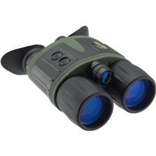 JUMELLES VISION NOCTURNE 5X50 LUNA OPTICS NIGHT IR VISION