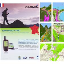 KAART TOPO GARMIN FRANCE V3