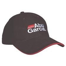 KAPPE ABU GARCIA BLACK BASEBALL CAP