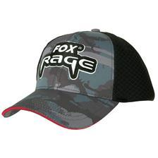 KAPPE HERREN FOX RAGE CAMO TRUCKER CAP CAMO