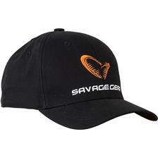 KAPPE SAVAGE GEAR FLEXFIT CAP SCHWARZ
