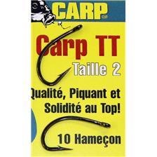 KARPFENHAKEN BIG CARP TT - 10ER PACK