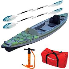 Crafts Bic Sport FULL HP FISHING KAYAK + DOSSERET FISHING + 2 PAGAIES SWOOP 2.2M