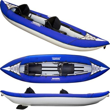 KAYAK GONFLABLE AQUAGLIDE CHINOOK TWO