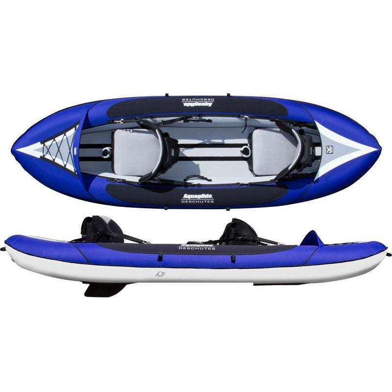 kayak gonflable aquaglide deschutes two. Black Bedroom Furniture Sets. Home Design Ideas